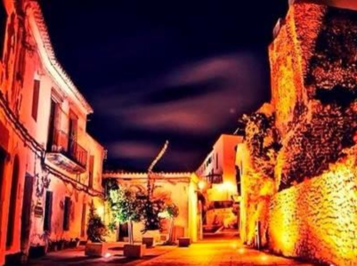 dalt-vila-by-night-ibiza-old-town