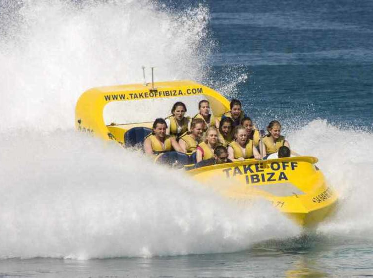 jet-boat 360-water toys