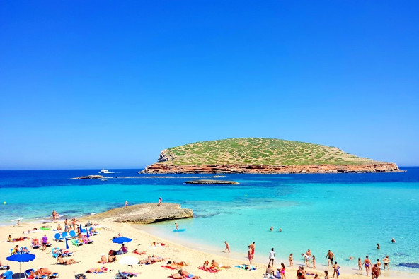 05 cala conta best beach ibiza - Blog about Ibiza