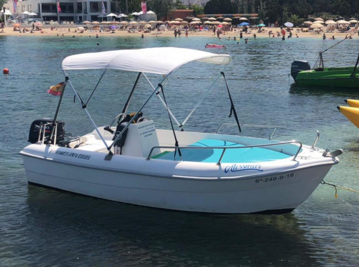 BOAT NO LICENSE - 190€