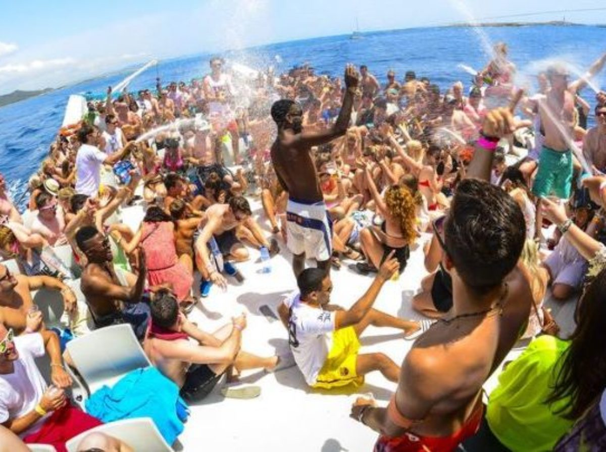 Boat Party Booking